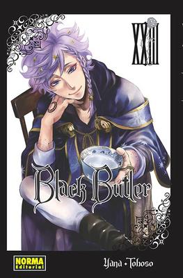 BLACK BUTLER nº 23