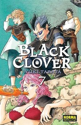 BLACK CLOVER 7