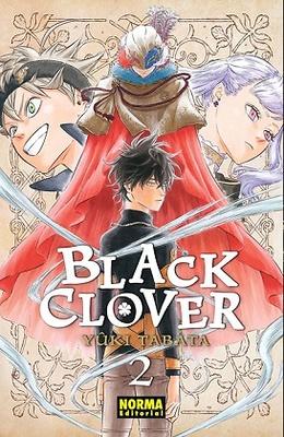 BLACK CLOVER nº 2