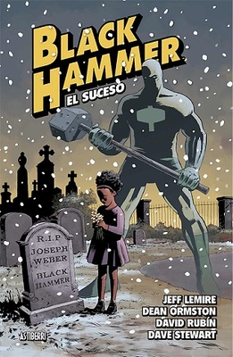 BLACK HAMMER 2 EL SUCESO