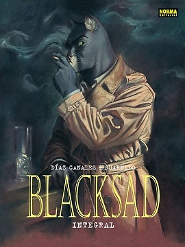 BLACKSAD INTEGRAL (Ed. en castellano) Vol. 1 a 5.