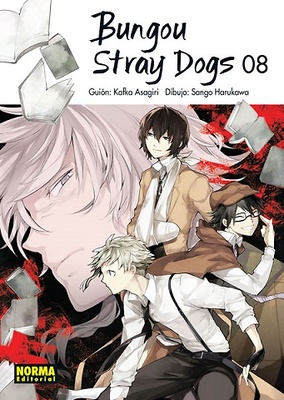 BUNGOU STRAY DOGS 8