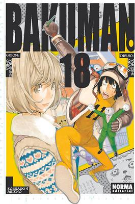 Bakuman nº 18