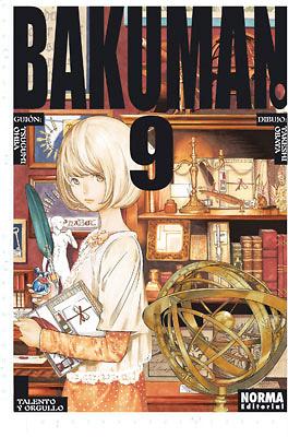 Bakuman nº 9