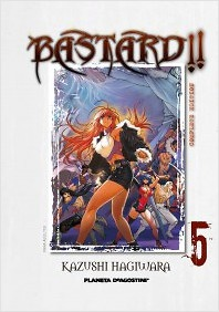 Bastard Complete Edition nº 5