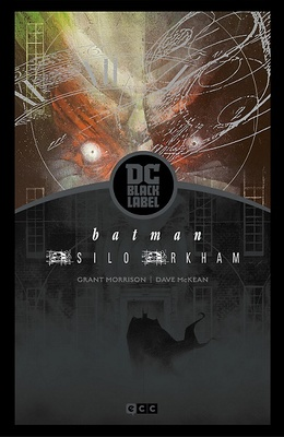 Batman: Asilo Arkham – Biblioteca DC Black Label