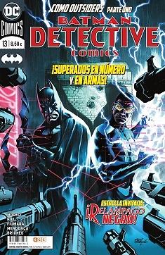 Batman: Detective Comics núm. 13