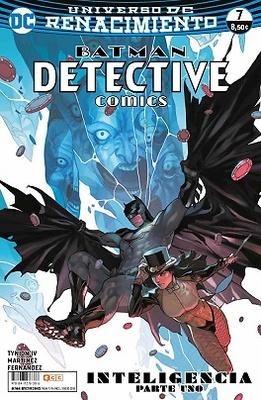 Batman: Detective Comics núm. 7 (Renacimiento)