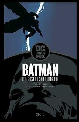 Batman: El regreso del Caballero Oscuro – Edición DC Black Label