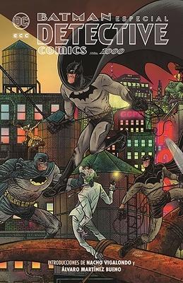 Batman: Especial Detective Comics 1.000 Segunda Edición