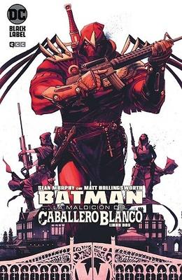Batman: La maldición del Caballero Blanco núm. 02 (de 8)