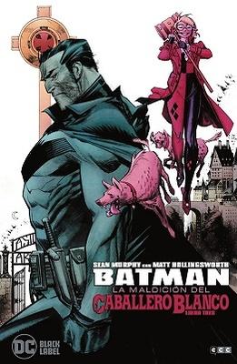Batman: La maldición del Caballero Blanco núm. 03 (de 8)