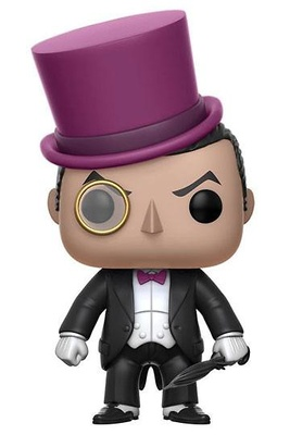 Batman 1966 POP! Heroes Vinyl Figura Penguin 9 cm