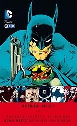 Batman Año dos Grandes autores de Batman Alan Davis SEGUNDA EDICIÓN