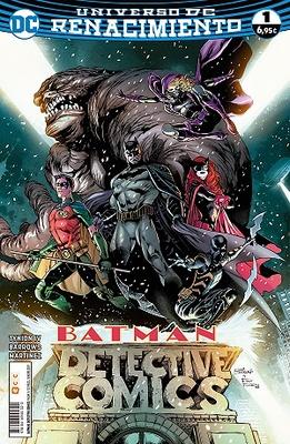 Batman Detective Comics núm. 1 (Renacimiento)