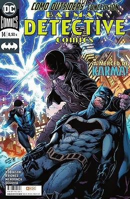 Batman Detective Comics núm. 14