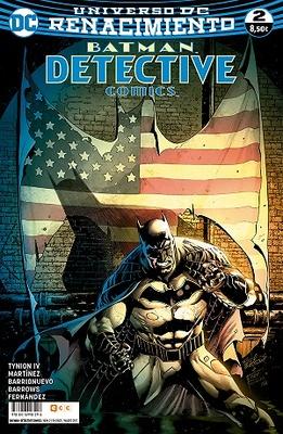 Batman Detective Comics núm. 2 (Renacimiento)