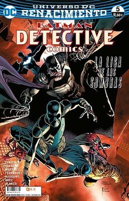 Batman Detective Comics núm. 5 (Renacimiento)