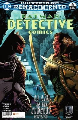 Batman Detective Comics núm. 6 (Renacimiento)