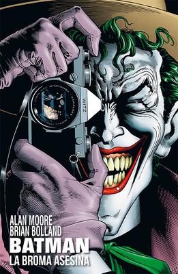 Batman La broma asesina (Edición deluxe)