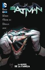 Batman La muerte de la familia (tomo recopilatorio)