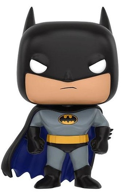 Batman The Animated Series POP! Heroes Figura Batman 9 cm
