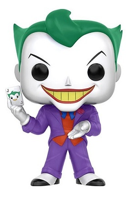 Batman The Animated Series POP! Heroes Figura The Joker 9 cm