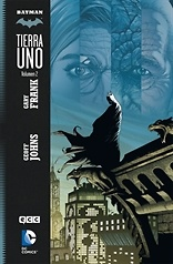 Batman Tierra uno Vol. 2