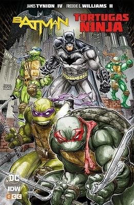 Batman / Tortugas Ninja