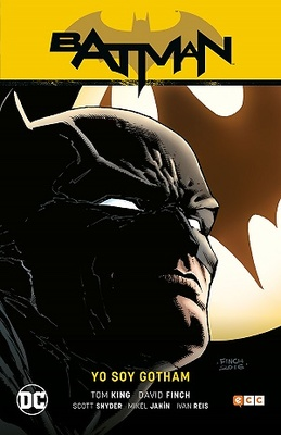 Batman vol. 01: Yo soy Gotham