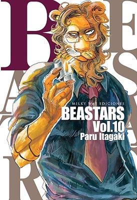 Beastars, Vol. 10