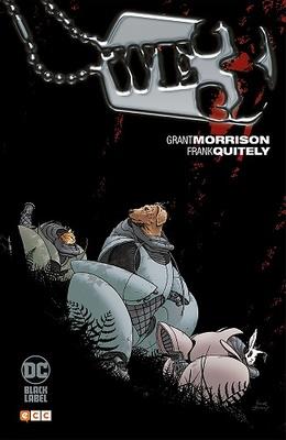 Biblioteca Grant Morrison – WE3