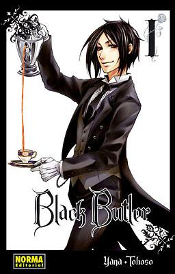 Black Butler nº 1