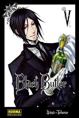 Black Butler nº 5