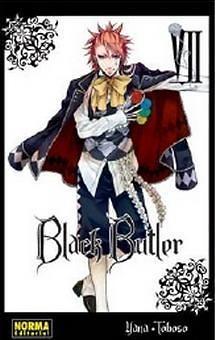 Black Butler nº 7