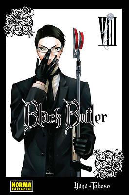 Black Butler nº 8