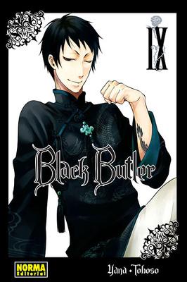 Black Butler nº 9
