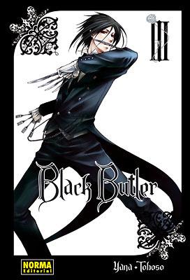 Black Butler n º 3