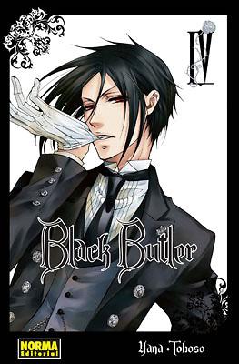 Black butler nº 4