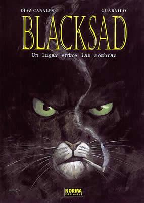 Blacksad nº 1 Un lugar entre las sombras