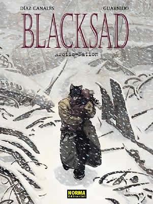 Blacksad nº 2 Artic nation