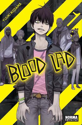 Blood Lad nº 1