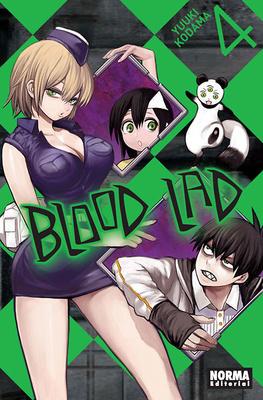 Blood Lad nº 4