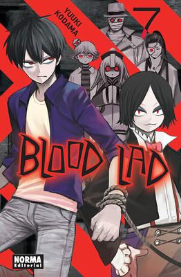 Blood Lad nº 7
