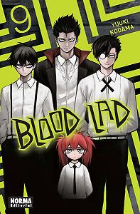 Blood Lad nº 9