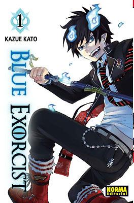 Blue Exorcist nº 1