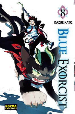 Blue Exorcist nº 8