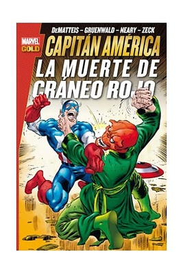 CAPITAN AMERICA LA MUERTE DE CRANEO ROJO (MARVEL GOLD)