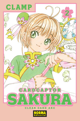 CARD CAPTOR SAKURA CLEAR CARD ARC 2