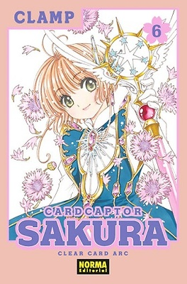 CARD CAPTOR SAKURA CLEAR CARD ARC 6